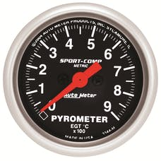 AutoMeter Products 3344-M Pyrometer Kit  0-900 C (2-1/16in)
