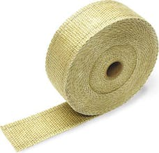 "Design Engineering, Inc. 010102 2"" x 50ft Exhaust Wrap - Tan"