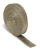 "Design Engineering, Inc. 010126 Titanium Exhaust Wrap 1"" x 50ft"