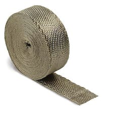 "Design Engineering, Inc. 010127 Titanium Exhaust Wrap 2"" x 50ft"