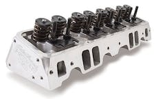 Edelbrock 5073 E-Street Cylinder Head Complete Pair
