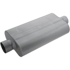 Flowmaster 943050 50 Delta Flow Muffler-3.00 Center In/3.00 Center Out-Moderate Sound
