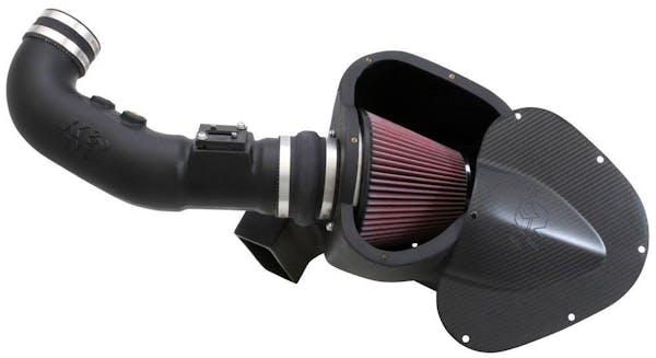 K&N 63-2578 Performance Air Intake System