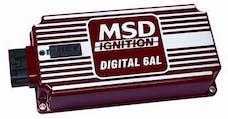 MSD Performance 6425 MSD-6AL, Digital Ignition w/rev Control