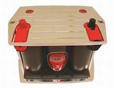 RPC (Racing Power Company) R6325 Billet optima battery tray 75/25