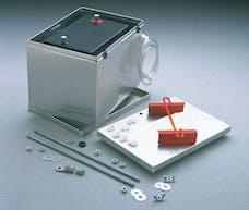 Taylor Cable Products 48100 Battery Box  AluminumNHRA