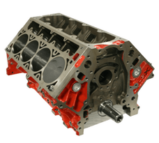 Chevy LS 440CID Short Block Engine 20440218