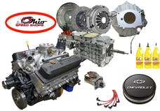 SBC ZZ6 350 EFI 420HP with 5 Speed Trans OSSZZ6FDTK6