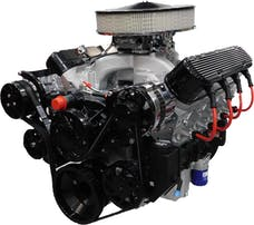 LS 6.0L 470HP Carbureted Deluxe Crate Engine OSS-60470C-D