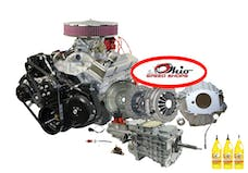 SBC 383 430HP Deluxe Engine with 5-Speed Trans OSS383430DKTK6