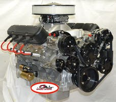 Dyno Tested LS3 540HP Carb Engine Package OSSLS3540DCB