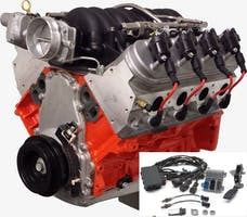 Chevy LS 408 585HP Crate Engine BPLS4080CTF