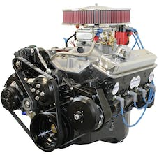 Small Block Chevy 350 365HP Crate Engine BP3501CTC1K