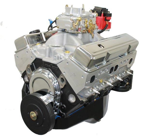 Small Block Chevy 350 406HP Crate Engine BP3502CTC1