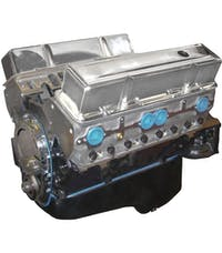Small Block Chevy 355 390HP Long Block Crate BP35513CT1