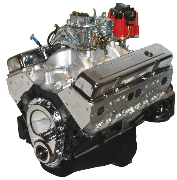 Small Block Chevy 355 390HP Crate Engine BP35513CTC1