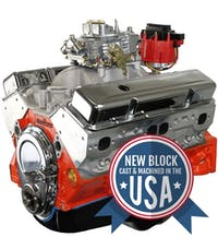 Small Block Chevy 383 436HP Crate Engine BP38318CTC1