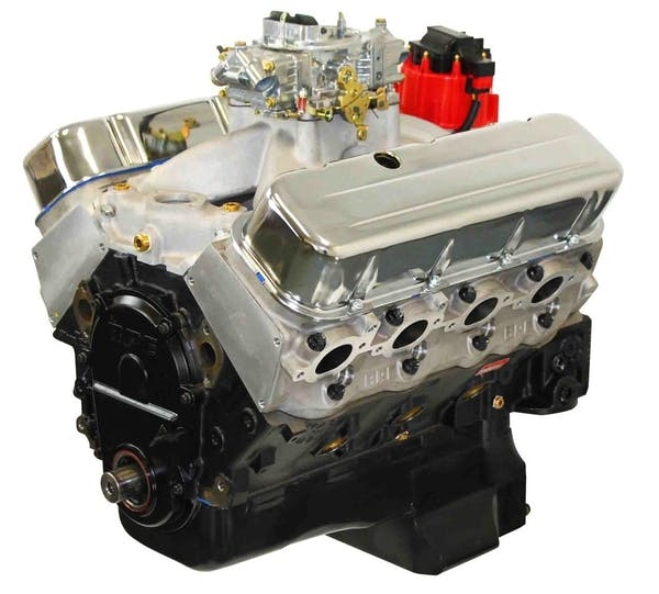 Big Block Chevy 496 575HP Crate Engine BP4967CTC