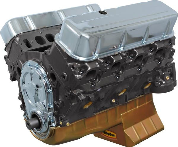 Big Block Chevy 496 440HP Long Block Crate Engine BP4969CT