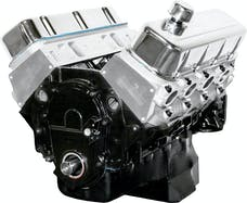 Big Block Chevy 496 575HP Long Block Crate Engine BP4962CT