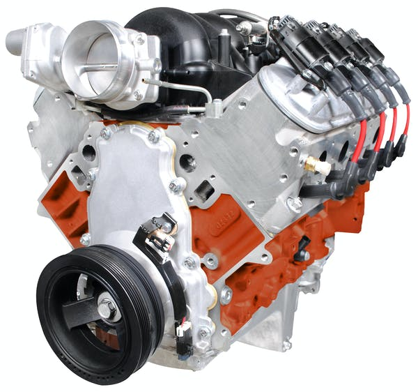 Chevy LS 427 625HP Crate Engine PSLS4272CTF