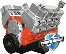 Big Block Chevy 540 600HP Long Block Crate Engine PS5403CT1