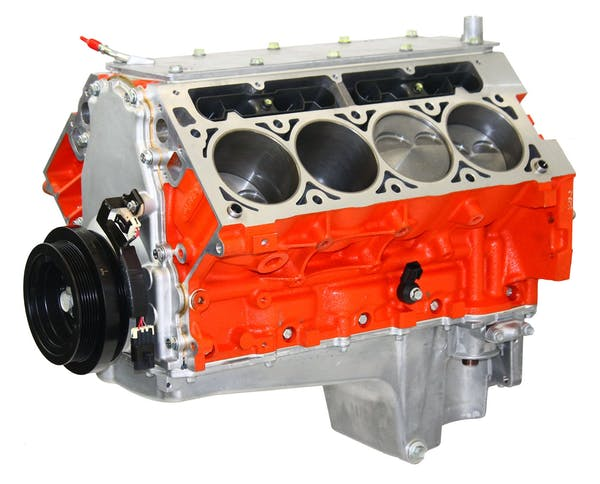 Chevy LS 427CID Short Block Engine PSLS4270SP