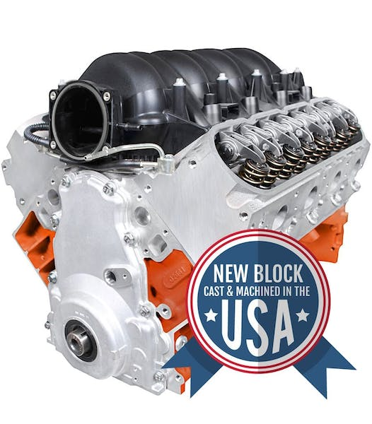 Chevy LS 427 625HP Crate Engine PSLS4271CT