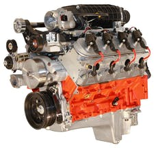 Chevy LS 408 725HP Crate Engine BPLS4080SCT