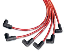 Chevrolet Performance 12361051 Bowtie Logo Plug Wire Set