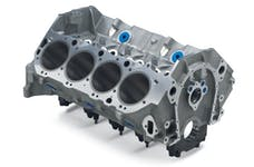 Chevrolet Performance 12370850 Standard Deck ZL1 Aluminum Bare Block