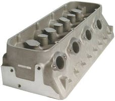 Chevrolet Performance 12480146 Rough-Machined Splayed-Valve Aluminum Cylinder Head