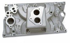 Chevrolet Performance 12496821 Vortec Head Design TBI Intake Manifold