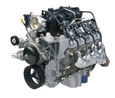 Chevy LS 364 360HP Crate Engine 12677741