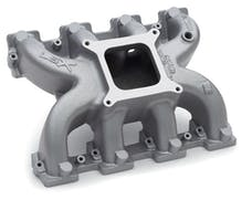 Chevrolet Performance 19244034 LSX-LS3 Single-Plane Tall Deck 4-bbl Manifold