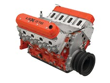 Chevy LS 376 473HP Long Block Crate Engine 19355575