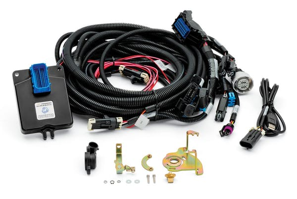 Chevrolet Performance 19332775 4L60E, 4L65E, 4L70E Transmission Controller Package for Carbureted Applications