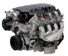 Chevy Gen V LT1 535HP WET Crate Engine 19355378