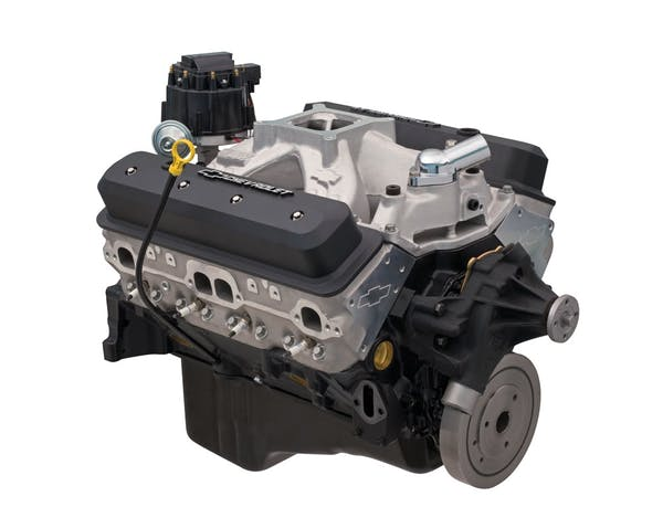 Small Block Chevy 350 405HP Base Crate Engine 19417576