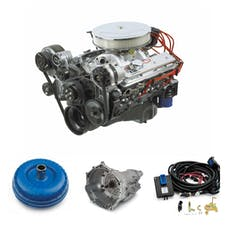 Chevrolet Performance CPS350HO4L65E 350 330HP with 4L65E Transmission Package