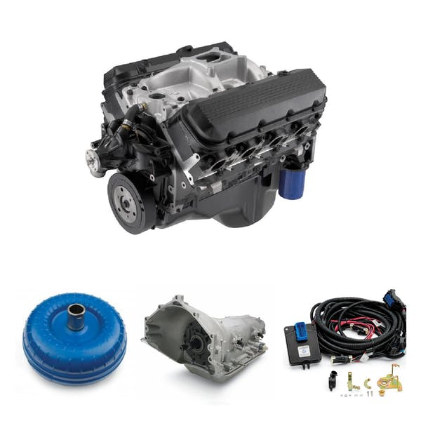 Chevrolet Performance CPS454HO4L85E 454HO with 4L85E Transmission Package