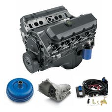 Chevrolet Performance CPSHT5024L85E HT502 with 4L85E Transmission Package