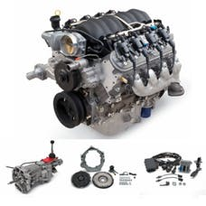 LS3 480HP & 6 Speed T56 Trans Package CPSLS3480T56