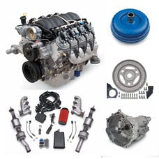 LS3 E-ROD with 4L65E Transmission Package CPSLS3E4L65E