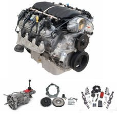LS3 430HP E-ROD & 6 Speed T56 Trans Package CPSLS3ET56
