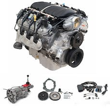 LS3 430HP & 6 Speed T56 Trans Package CPSLS3T56