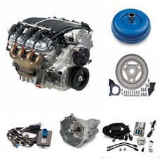 LS7 505HP with 4L70E Transmission Package CPSLS74L70E