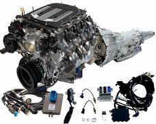 Chevrolet Performance CPSLT44L75EW LT4 650HP with 4L75E Transmission Package