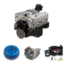 Chevrolet Performance CPSSP350B4L65E SP350 Base with 4L65E Transmission Package