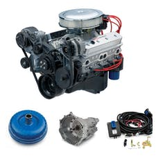 Chevrolet Performance CPSSP350T4L65E SP350 Deluxe with 4L65E Transmission Package